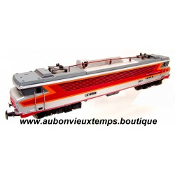 TRAIN JOUEF LOCOMOTIVE CC 6505 Ech. : HO 1/87