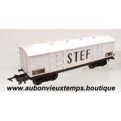 TRAIN JOUEF WAGON STEF Ech. : HO 1/87