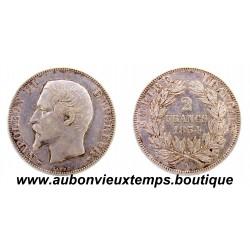 2 FRANCS 1854 A NAPOLEON III