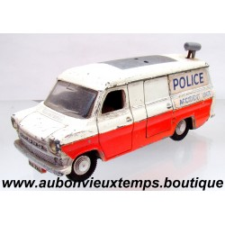 DINKY TOYS 1/43 FORD TRANSIT VAN - POLICE ACCIDENT UNIT N° 272
