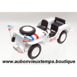 NOREV 1/43 JEEP WILLY - L'EQUIPE