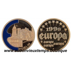 EUROPA COMMEMORATIVE 1998 DUBLIN