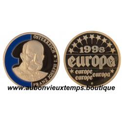 EUROPA COMMEMORATIVE 1998 AUTRICHE - FRANCK JOSEPH 1er
