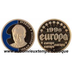 EUROPA COMMEMORATIVE 1998 SUEDE - GORAN PERSSON