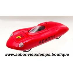 SOLIDO 1/43 FIAT ABARTH 1961