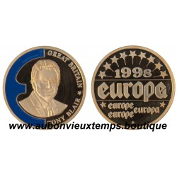EUROPA COMMEMORATIVE 1998 GRANDE BRETAGNE - TONY BLAIR