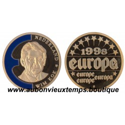 EUROPA COMMEMORATIVE 1998 HOLLANDE - WIM KOK