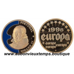 EUROPA COMMEMORATIVE 1998 PORTUGAL - JOHANN IV