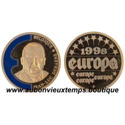 EUROPA COMMEMORATIVE 1998 BELGIQUE - JEAN LUC DEHAENE