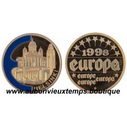 EUROPA COMMEMORATIVE 1998 HELSINKI