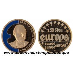 EUROPA COMMEMORATIVE 1998 GRECE - KONSTANTINOS SIMITIS