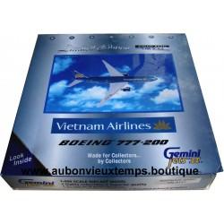 GEMINI JETS II 1/400 BOEING 777 - 200 - VIETNAM AIRLINES - EDITION LIMITEE