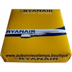 GEMINI JETS 1/400 BOEING 737 -800 - RYANAIR