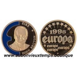 EUROPA COMMEMORATIVE 1998 IRLANDE - JOHN BRUTON