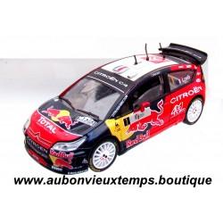 SOLIDO 1/43 CITROEN C4 WRC - SEBASTIEN LOEB - TOUR DE CORSE 2008