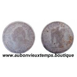30 SOLS LOUIS XVI 1791 I ARGENT