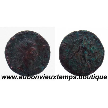 ANTONINIEN ( billon 30 ‰ ) CLAUDE II LE GOTHIQUE 268 - 270 Ap J.C. ROME