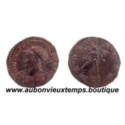 AURELIANUS ( billon 50 ‰ ) PROBUS 277- 278 Ap J.C. LYON