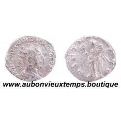 ANTONINIEN ( billon 350 ‰ ) TREBONIEN GALLE 253 Ap J.C. ROME