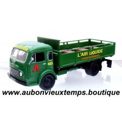 IXO 1/43 CAMIONS D'AUTREFOIS N° 57 - SIMCA CARGO L'AIR LIQUIDE 1955-1960