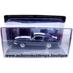 IXO 1/43 AMERICAN CARS - FORD MUSTANG SHELBY GT 500