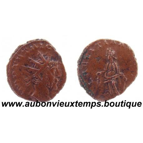 ANTONINIEN ( Billon 30 ‰ ) TETRICUS 272 – 273 Ap J.C. COLOGNE