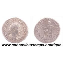ANTONINIEN ( Billon 450 ‰ ) GORDIEN III 242 – 243 Ap J.C. ROME