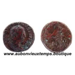 DENIER ( 500 ‰ ) ELAGABAL 220 - 221 Ap J.C. ROME