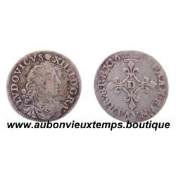 4 SOLS dit des TRAITANTS - LOUIS XIV 167- D VIMY