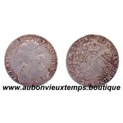 1/10 ECU - LOUIS XVI 1778 A - 1er Semestre