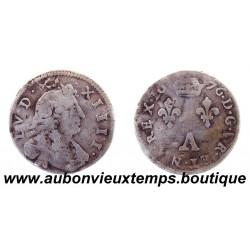 2 SOLS dit des TRAITANTS - LOUIS XIV 1676 A