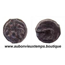 POTIN REMES - TETE d'INDIEN au BANDEAU et SANGLIER 180 – 150 Av J.C. REIMS