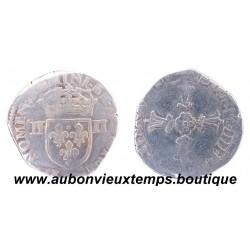 1/4 ECU HENRI IV 1601