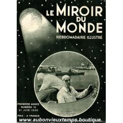 LE MIROIR DU MONDE N°16 - 21.06.1930
