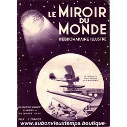 LE MIROIR DU MONDE N°4 - 29.03.1930