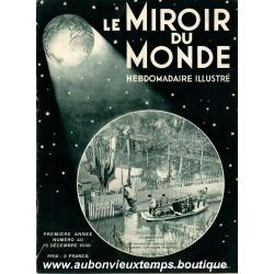 LE MIROIR DU MONDE N°40 - 6.12.1930