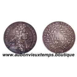JETON ARGENT LOUIS XIV 1678 A LIMMOR TALITE