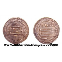 DIRHAM ARGENT AL-MANSUR AH 143 ( 761 )