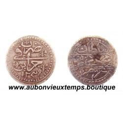 ¼ BOUDJOU ARGENT 850‰ MAHMUD II AH 1239
