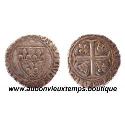 BLANC dit GUENAR ( ARGENT 480 ‰ ) CHARLES VI ND ( 1385 )