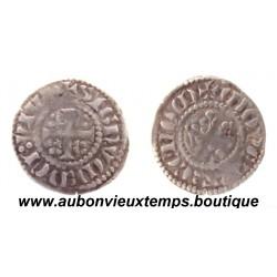 DENIER ou MANSOIS ou CORONAT ( Argent 480 ‰ ) CHARLES DE VALOIS