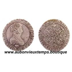 FRANC HENRI II de BEARN – HENRI III de NAVARRE 1580 SAINT PALAIS