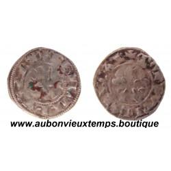 DOUBLE TOURNOIS ( Argent 400 ‰ ) PHILIPPE IV LE BEL
