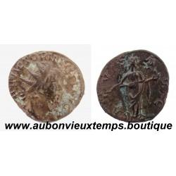 ANTONINIEN ( billon 20 ‰ ) VICTORIN 269 - 270 Ap J.C. COLOGNE