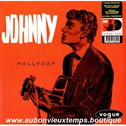 33T JOHNNY HALLYDAY - JOHNNY ( HOLLANDAIS ) - 12 TITRES