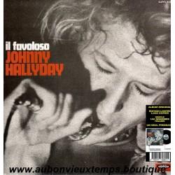33T JOHNNY HALLYDAY - IL FAVOLOSO - 12 TITRES