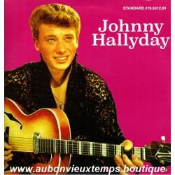 33T JOHNNY HALLYDAY - SI TU RESTE AVEC MOI - 2 TITRES