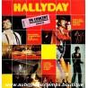 33T JOHNNY HALLYDAY - EN CONCERT – ZENITH 84 - 10 TITRES