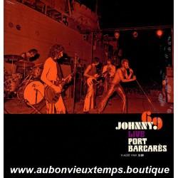 33T JOHNNY HALLYDAY - LIVE PORT BACARES 69 - 15 TITRES