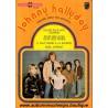 LIVRE DISQUE 45T JOHNNY HALLYDAY - CHANTE pour les ENFANTS - 4 TITRES